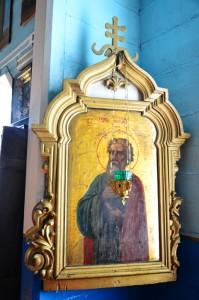 Икона святого пророка Иеремии